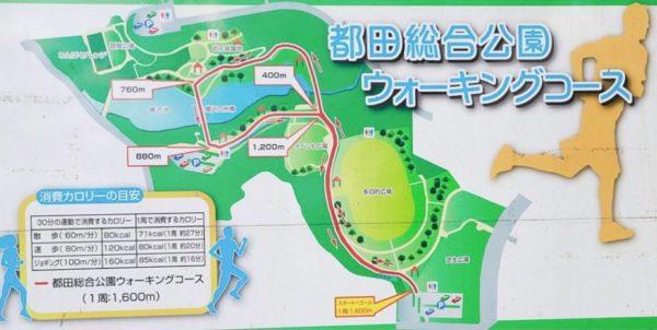 都田総合公園コース
